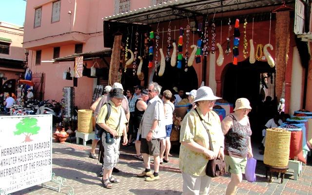 Maroc Marrakech herboriste produits de beaute naturels