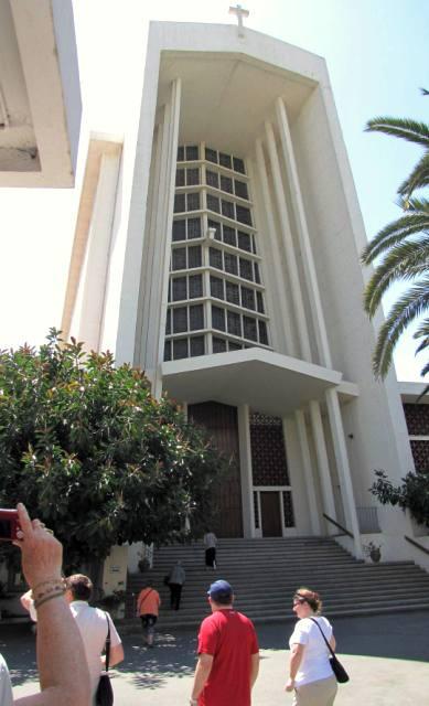 Maroc Casablanca eglise Notre Dame de Lourde