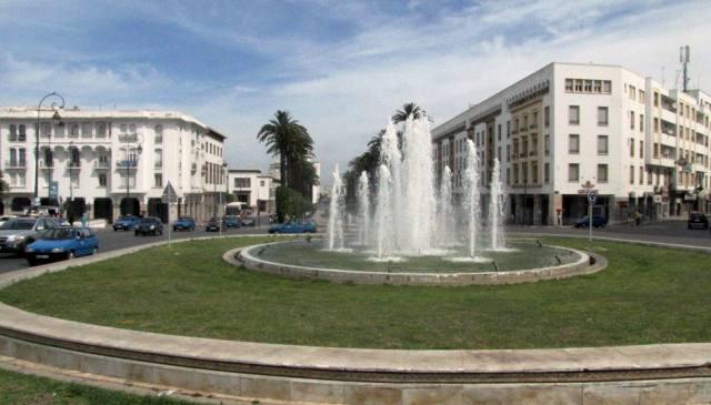Maroc Rabat place Mohamed V