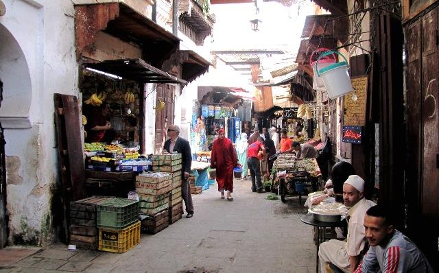 Maroc Fes la Medina