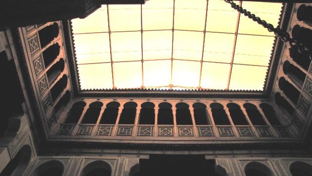 Maroc Palais du bois
